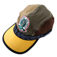 "KAVU×JOHNNY BIRD STRAP CAP ""CRAZY"" Mサイズ USA製"