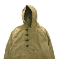 "40's US NAVY Deck Rain Parka Jacket ""Hook Type"" Mサイズ"