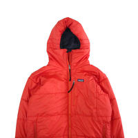 2001年製 PATAGONIA DAS PARKA POP ORANGE Lサイズ