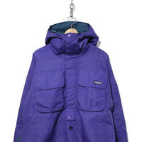 "90's PATAGONIA ""SKANORAK"" Nylon Jacket BLUE Sサイズ"