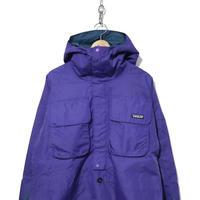 "90's PATAGONIA ""SKANORAK"" Nylon Jacket BLUE Sサイズ"