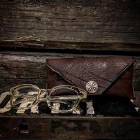 Dutch Leather Company ×  MASAYOSHI glasses case
