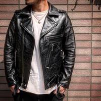 FOUNTAINHEAD LEATHER【 DELTA  / デルタ 】【BLACK】3月下旬〜6月下旬入荷予定!!ご予約受付中!!