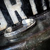 MASAYOSHI / TRIANGLE Mstamp bracelet