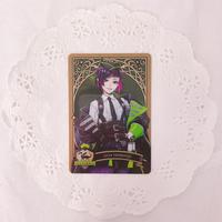 ディズニー ツイステッドワンダーランド メタルカードコレクション 自販機ver. J1-09 リリア・ヴァンルージュ