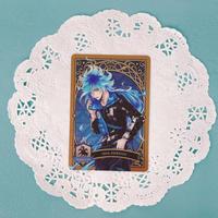 ディズニー ツイステッドワンダーランド メタルカードコレクション パックver. P1-10 イデア・シュラウド