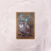 ディズニー ツイステッドワンダーランド メタルカードコレクション 自販機ver. J1-17 グリム