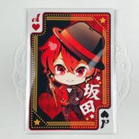 「浦島坂田船×ファミリーマート」 キャンペーン対象商品購入特典 第2弾 オリジナルA5サイズノート となりの坂田。