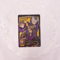 ディズニー ツイステッドワンダーランド メタルカードコレクション2 パックver. P2-13 サバナクロー寮