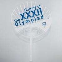 東京2020オリンピックエンブレム クールファン 大会呼称マーク