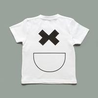 KIDS  Tシャツ face   for  GIFT