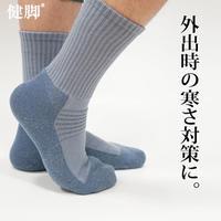 健脚®ウールソックス (スモーキーカラー)