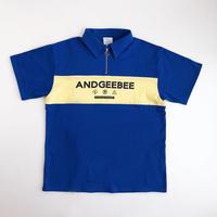 <ANDGEEBEE>ハーフジップTシャツ AG192CS22