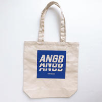 <ANDGEEBEE> ボックスロゴトート AG192BC23