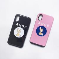 <ANDGEEBEE>フェネックケースiPhoneX / XS AG184BC15