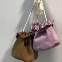 <ADIRA>reversible frill bag AR184BC01
