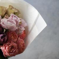 プロポーズ用バラの花束12本ダズンローズセレモニー