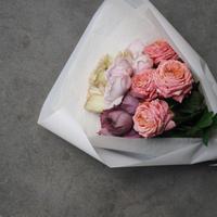プロポーズ用 バラの花束 40本「真実の愛を誓います」 ギフト 御祝い プレゼント