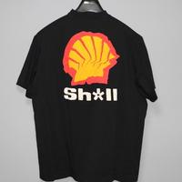Sagittaire A / SS20 Shell print Oversized T-shirt