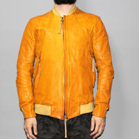 BORIS BIDJAN SABERI / J3 / Horse leather jacket
