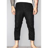 Layer-0 / Linen American pocket pants