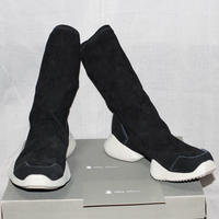 Rick owens / x Adidas Sock tech runner
