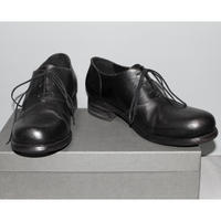 VAZ RAJAN /  VR4 Wax horse leather derby shoes
