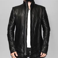 BORIS BIDJAN SABERI x Style Zeit Geist / J1 Limited 3 pieces leather jacket