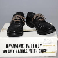 A DICIANNOVEVENTITRE ( A1923 ) / AW18 Lama leather derby shoes