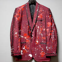 Needles x Velvet Shimokitazawa / One and only hand painted jacket