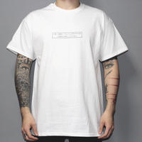 C by KEN KAGAMI / BOX LOGO T-shirt ( Free refills cabbage and rice )