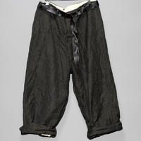 Paul harnden shoemakers / AW18 Belt trousers