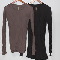 Rick owens / Double Long sleeve T-shirt x 2