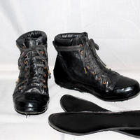 CAROL CHRISTIAN POELL / NOSEAM DRIP RUBBER SNEAKERS