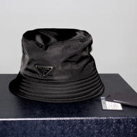 PRADA / 19AW Logo bucket hat