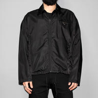 PRADA / 19AW Oversized nylon gabardine jacket