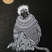 AYUMI MIYAKAWA / 申 A Monkey 2015