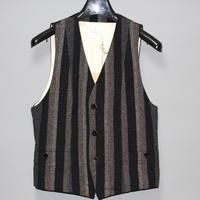 Araki Yuu / AW18 British wool tweed vest