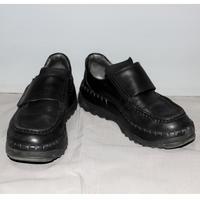 KIKO KOSTADINOV x CAMPER / Black leather sneakers
