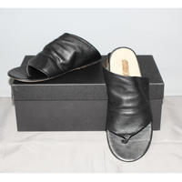 Marsell / Flat leather sandals