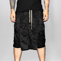 Rick owens / SAVAGE POD SHORTS (Nylon)