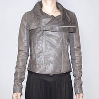 Rick owens / FW13 / LEATHER BIKER JACKET