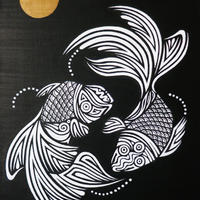 AYUMI MIYAKAWA / 金肴 A Gold fish 2015