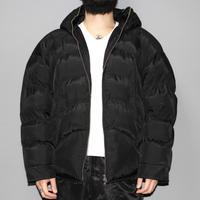 Random identities / Black duvet jacket
