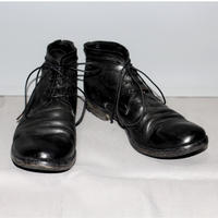 Layer-0 / Cordovan Lace up ankle boots