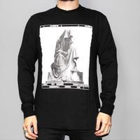 NOMENKLATURA / 18AW Graphic print LS T-shirt