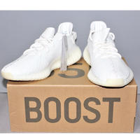 adidas originals / YEEZY BOOST 350 V2 / WHITE CREAM