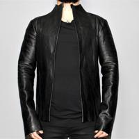 CARPE DIEM LINEA PROJECT / Leather jacket