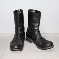 A1923 ( A DICIANNOVEVENTITRE) / Back zip horse leather boots