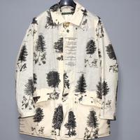 Paul harnden shoe makers / SS19 Beeswax Mac coat ( Very rare! )